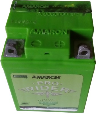 AMARON BTX2.5L 2.5 Ah Battery for Bike