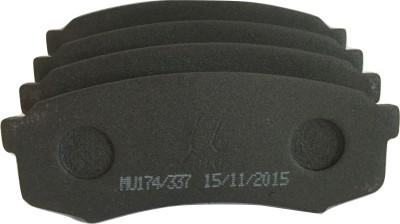 Hemen Motors REBPF-T04 Car Brake Disc