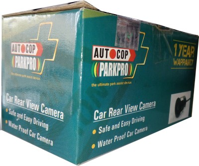 Autocop Parkpro ADX-PPP-100 Vehicle Camera System