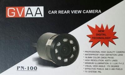 GVAA LED Light Camera PN-100 Vehicle Camera System