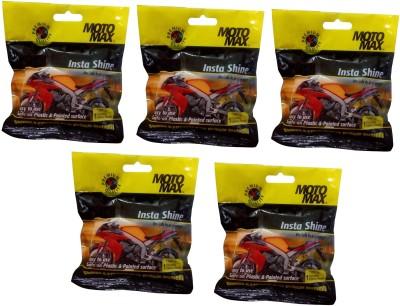 MotoMax Instashine-1005 Wrapped Sponge(Pack of 5)