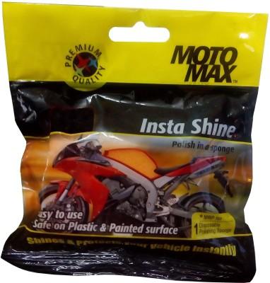MotoMax Instashine-1001 Wrapped Sponge(Pack of 1)