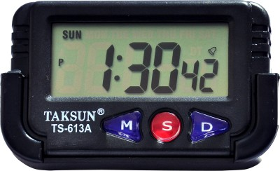 TAKSUN Digital Car Vehicle Clock