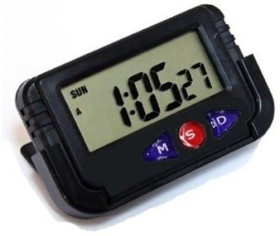 De AutoCare Digital Car Vehicle Clock