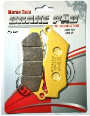 Mycar CBR150 Vehicle Disc Pad