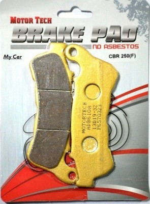 Mycar CBR250 Vehicle Disc Pad