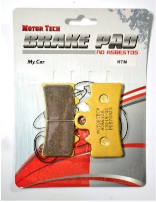 Mycar Front Brake Pads -Ktm Vehicle Disc Pad