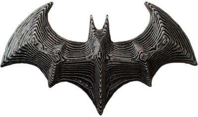 Unique Shape Batman logo decal Universal For Car Emblem