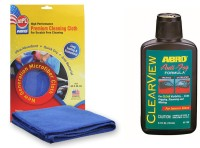 Abro 51530 Liquid Vehicle Glass Cleaner(103 ml)