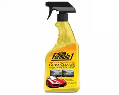 Formula 1 Rain Repellant Foam Vehicle Glass Cleaner