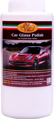 Alix Car Glass Polish Liquid Vehicle Glass Cleaner