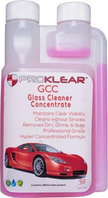 ProKlear PRKGCC250 Liquid Vehicle Glass Cleaner(250 ml)