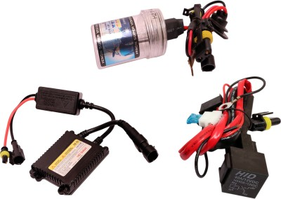 Petrox A368 Xenon HID Kit ( High : White/ Low Yellow ) For X3 Vehical HID Kit