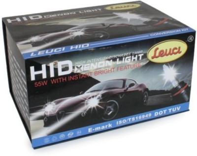 Leuci Headlight Xenon Bulb for  Universal For Car, Universal For Bike Universal