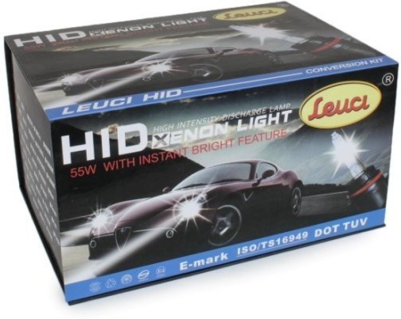 Leuci H7 6000K Vehical HID Kit