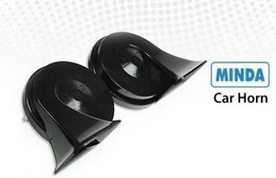 Minda Horn For Universal For Car, Universal For Bike Universal For Car, Universal For Bike