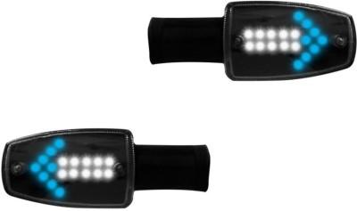 Speedwav Front, Rear LED Indicator Light for Hero Passion