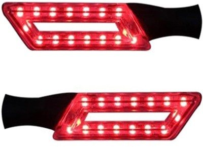Harman Rear, Front LED Indicator Light for Universal For Bike Universal For Bike