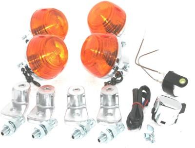 AEspares Front, Rear NA Indicator Light for Honda Universal For Bike