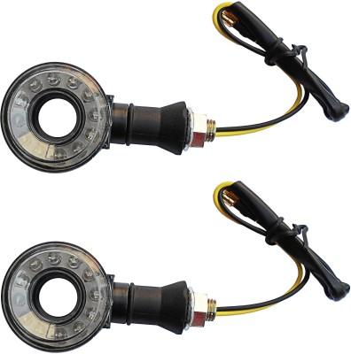 KASCN Rear, Front LED Indicator Light for Universal For Bike Universal For Bike