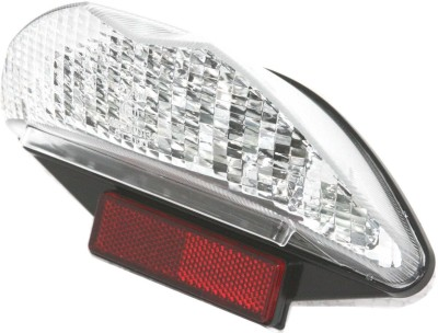 AEspares Rear LED Indicator Light for Universal For Bike