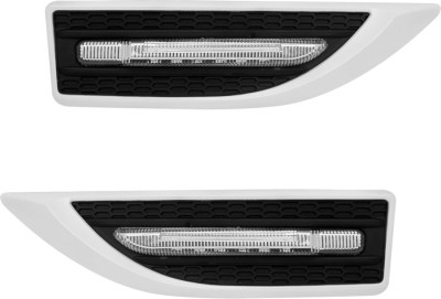 Speedwav Side LED Indicator Light for Ford Figo(White)