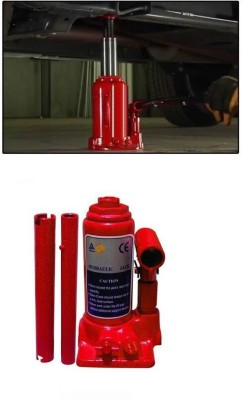 Speedwav 58512 Hydraulic Bottle shaped Hydraulic Bottle Vehicle Jack(2 Ton)