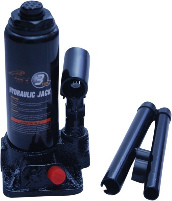 CRAZZY RIDES HJKBL302 Hydraulic Bottle Vehicle Jack(3000 kg)