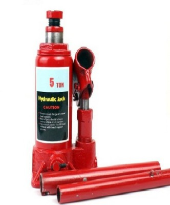 AutoSun 5 TON Bottle Hydraulic Vehicle Jack