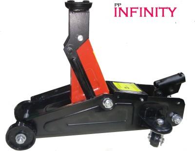 PP INFINITY Premium quality Hydraulic Vehicle Jack(2000 kg)