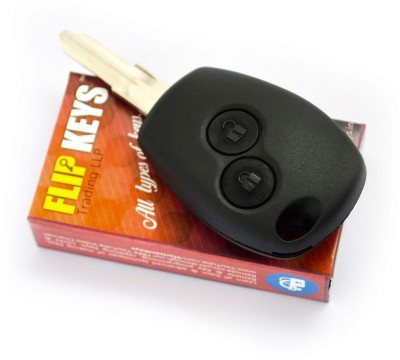 1-Key Replacement For Logan, Duster & Verito Remote Car Key Cover