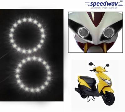 Speedwav Headlight LED Bulb for  Honda Dio