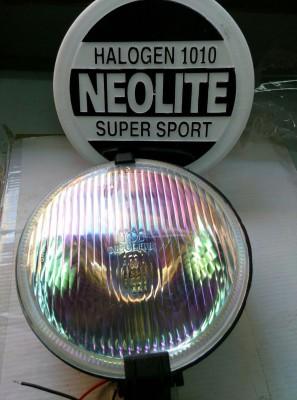 Neolite Headlight Halogen Bulb for  Universal For Car, Universal For Bike Universal