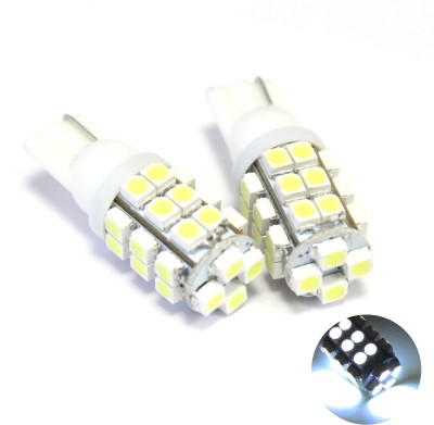 Autostuff Parking Light, License Plate Light, Side Marker LED Bulb for Universal For Bike, Universal For Car Universal