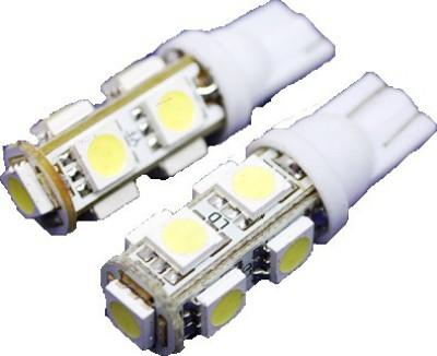 Autostuff Parking Light, License Plate Light, Side Marker LED Bulb for  Universal For Bike, Universal For Car Universal For Bike, Universal For Car(Pack of 2)