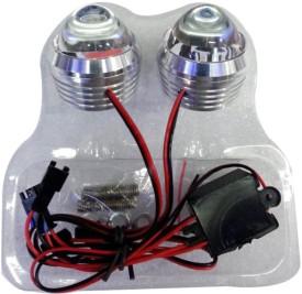 ACCESSOREEZ Strobe Lamp Warning Light for Bajaj Discover 150F Motorbike LED Bulb