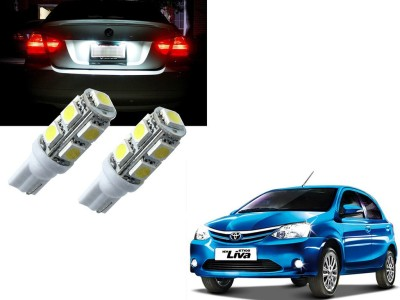 Auto Pearl License Plate Light LED Bulb for  Toyota Etios Liva