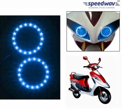 Speedwav Headlight LED Bulb for  TVS Pep Plus