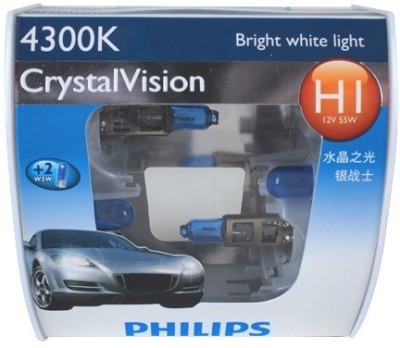 Philips Headlight Flourescent Bulb for Mahindra, Ford, Chevrolet Scrpio, Fiesta, Optra