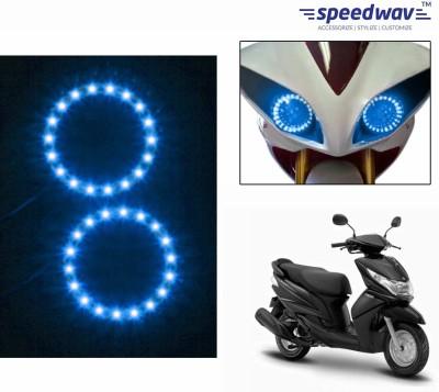 Speedwav Headlight LED Bulb for  Yamaha Ray Z