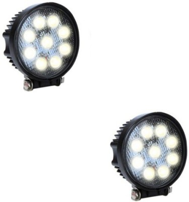 ACCESSOREEZ Headlight, Fog Lamp LED Bulb for  Hero, Honda, TVS, Bajaj, Yamaha, Mahindra, Suzuki, LML, Vespa, Royal Enfield All Models available at Flipkart for Rs.1199