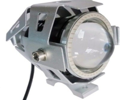 Bike World Headlight, Fog Lamp LED Bulb for  Universal for Bike Universal for Bike