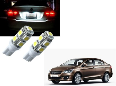 Auto Pearl License Plate Light LED Bulb for  Maruti Suzuki Ciaz