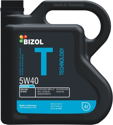Bizol Grenvo 5w40 Technology Synthetic Motor Oil(4 L)