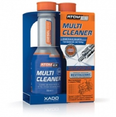 Xado XI11 Atomex Multicleaner For Diesel Complex Conventional Motor Oil(250 ml)