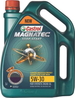 Castrol Magnatec 10W40 Synthetic Motor Oil(3 L)