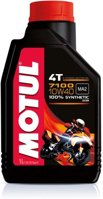Motul 7100 10W40 Synthetic Motor Oil(1000 ml)