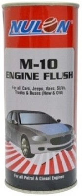 Nulon M-10 Engine Flush Flushing High-Mileage Motor Oil