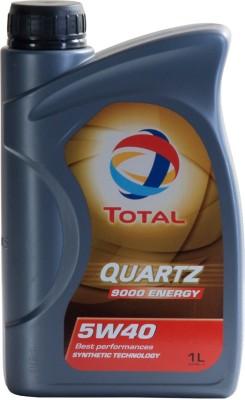 Total Quartz 9000 Energy Synthetic Motor Oil(1000 ml)