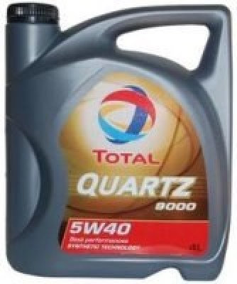 Total Quartz 9000 Energy 5W40 Synthetic Motor Oil
